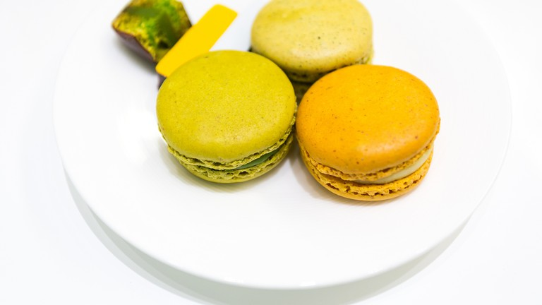 Macarons from Patisserie Sadaharu Aoki | © CityFoodsters/Flickr