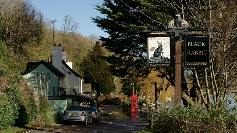 Black Rabbit pub
