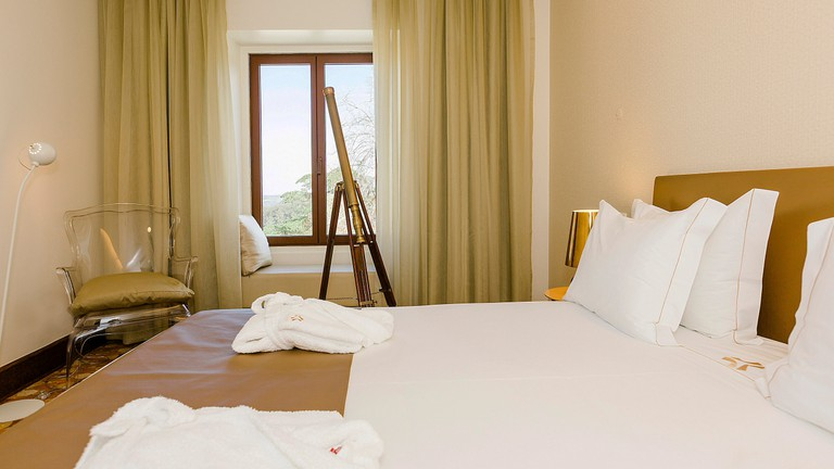Refined tastes and an elegant atmosphere at Sintra Boutique Hotel