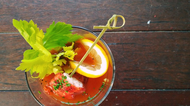 Signature Lobster Bloody Mary