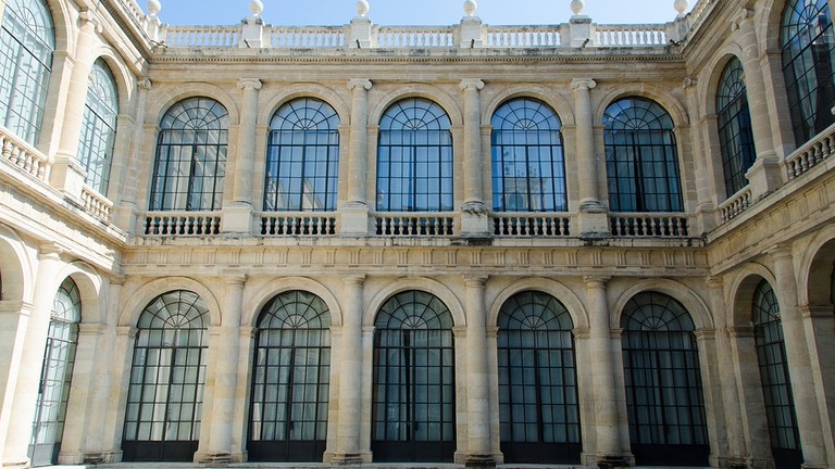 Seville's impressive Archive of the Indies