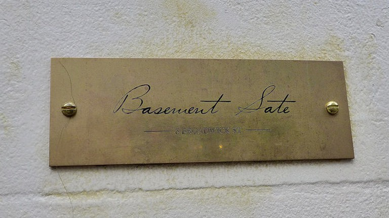 Basement Sate, London