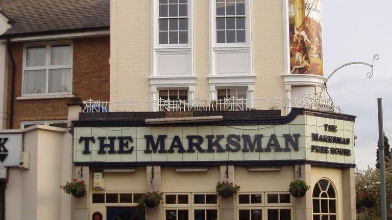 Marksman Public House, London