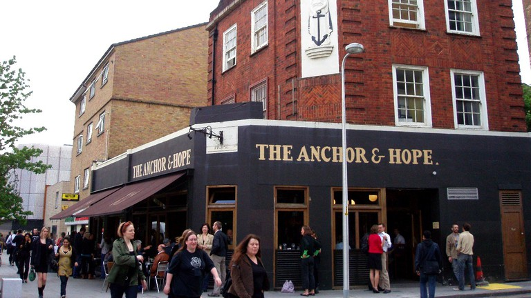 The Anchor and Hope, Lambeth