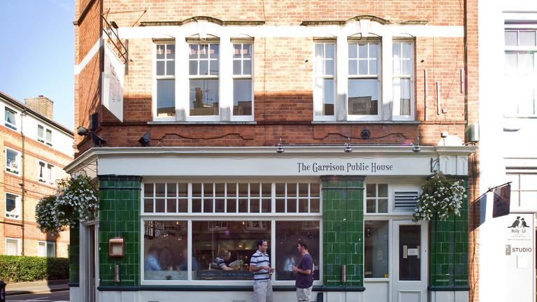 The Garrison Public House, London