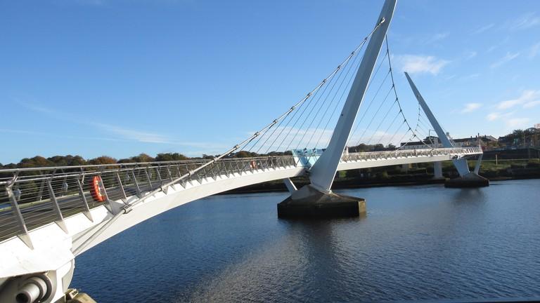 Peace Bridge, Derry/Londonderry