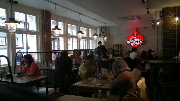 The Breakfast Club, Southwark Street