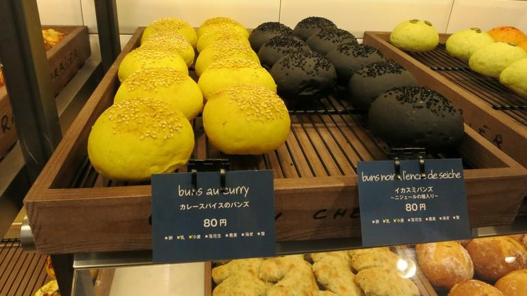 Breads at Contran Cherrier Tokyo