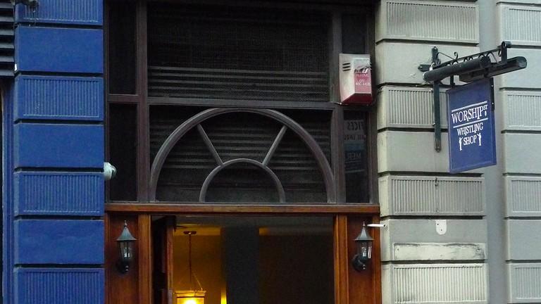 Whistling Shop, London