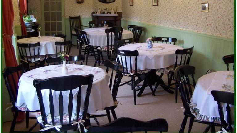 Aunt Martha's Victorian Tea Room