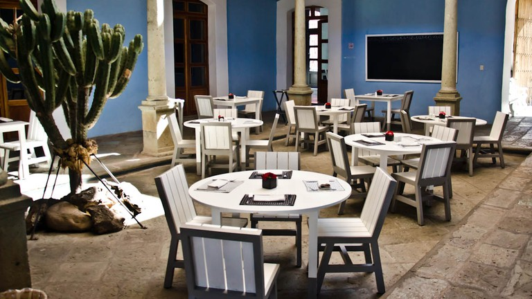 Courtesy of Hotel Azul, Oaxaca