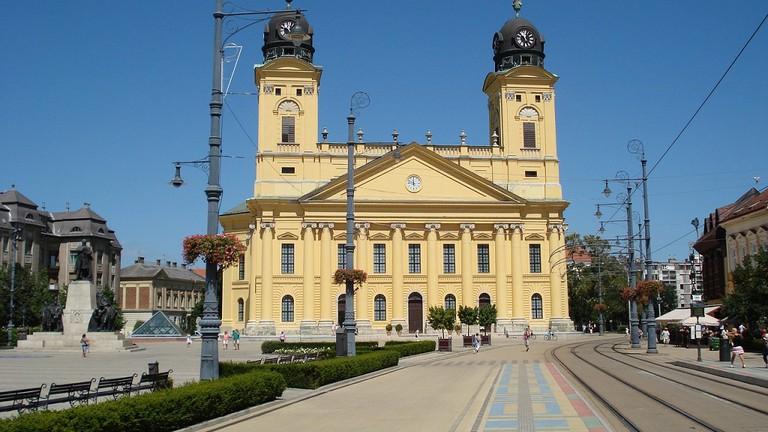 Debrecen Church