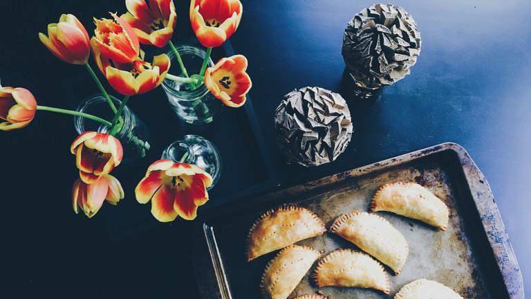 Empanadas, a classic Argentine snack