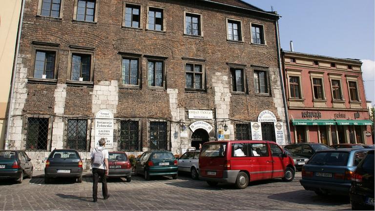 Jarden Bookshop, Krakow