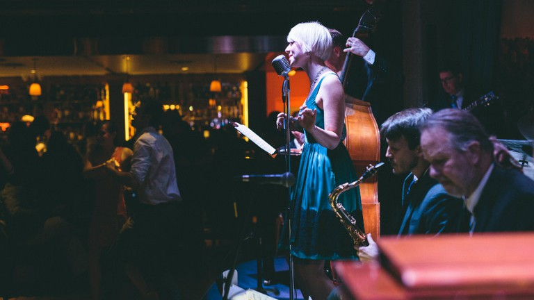 Jazz, TX | Courtesy of Jazz, TX/Hilmy