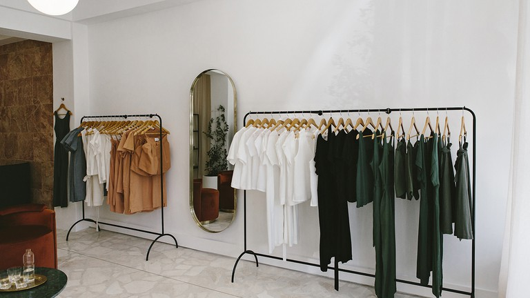 Margot Molyneux boutique