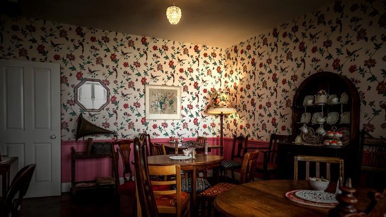 Mrs Knotts Tearoom