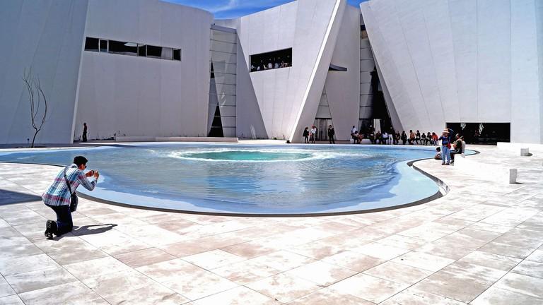 Museo Internacional del Barroco, Puebla