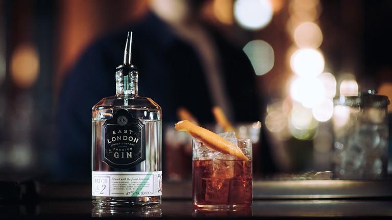 East London Liquor Company, Grove Road