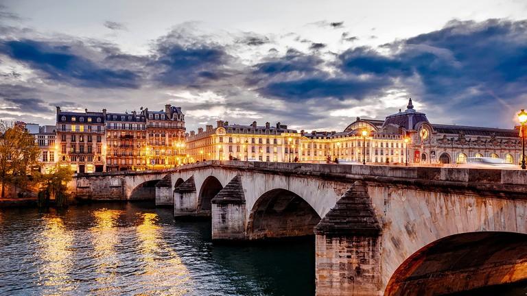 Pont Royal │© tpsdave / Pixabay