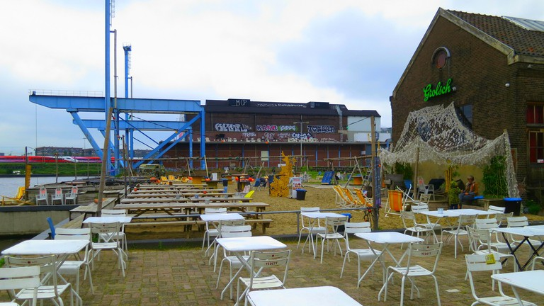 Roest's terrace
