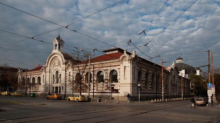 The Central Sofia Market Hall