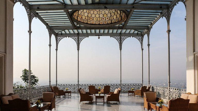 Enjoy a morning spotting unique species of birds and butterflies with the in-house naturalists at the Taj Falaknuma Palace