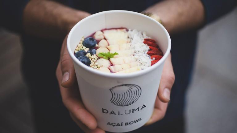 The yummy, healthy acaí bowl