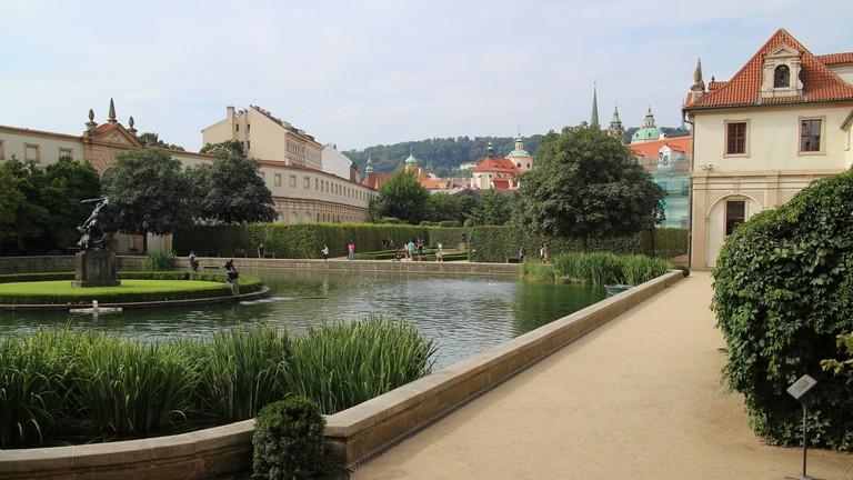 Wallenstein palace and gardens