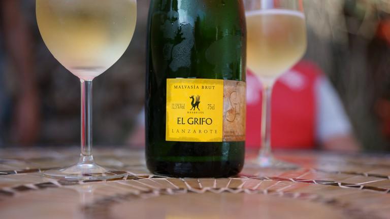 A Spanish sparkling wine form Lanzarote © Ronald van der Graaf