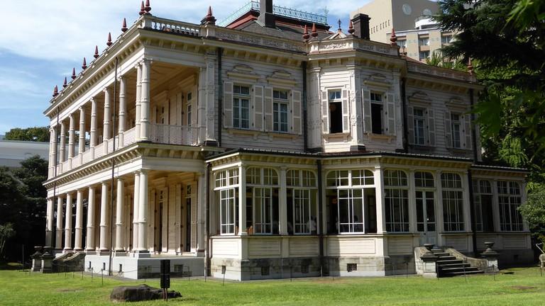 Kyu-Iwasaki-Tei Mansion