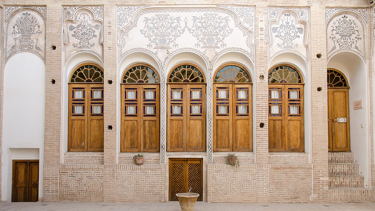 Saraye Ameriha Boutique Hotel is set is one of Kashan's most beautiful traditional houses   © Kamyar Adl / Flickr