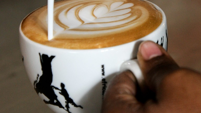 If coffee is your passion, AfricaBlack offers top notch barista training