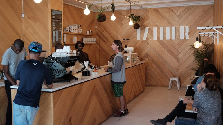 To keep things interesting Father Coffee has held in-house barista championships, in search of the perfect brew
