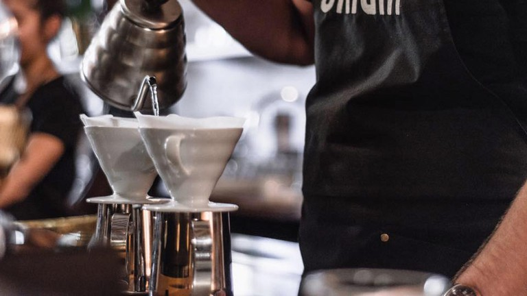 Origin's barista academy offers a range of courses throughout the month