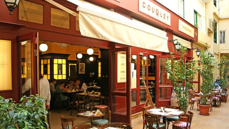 Couqley, Exterioe