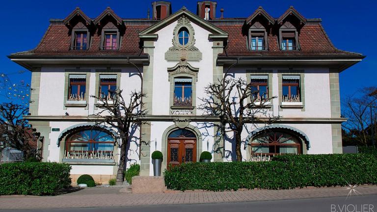 Photo courtesy of Hotel de Ville