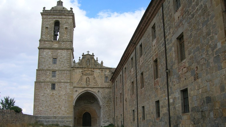 Monasterio de Santa María de Irache, Navarra | ©José Antonio Gil Martínez / Wikimedia Commons