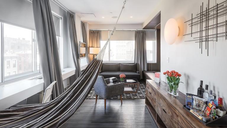 NU Hotel Urban Suite, courtesy of NU Hotel