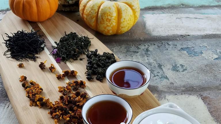 Tea the Chinese way