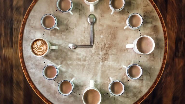 Coffee Time│