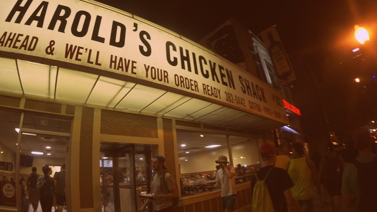 Harold's Chicken Shack #62 | © Aneil Lutchman/Flickr