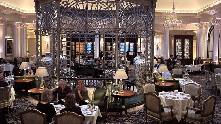 Afternoon Tea the The Savoy
