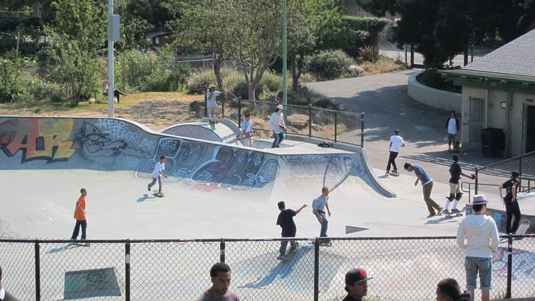 Potrero del Sol/La Raza Skatepark
