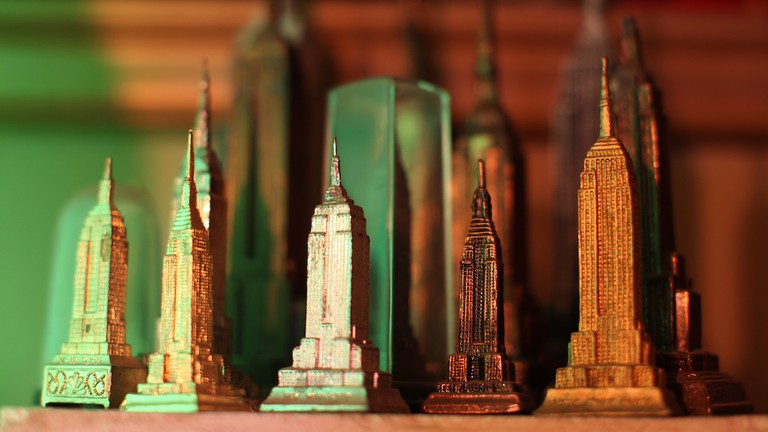 The City Reliquary Museum, New York