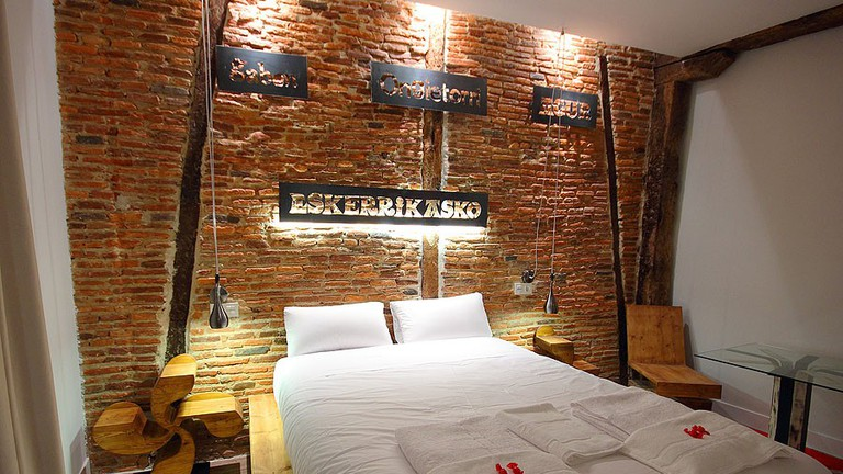 Basque Boutique hotel, Bilbao | ©Basque Boutique