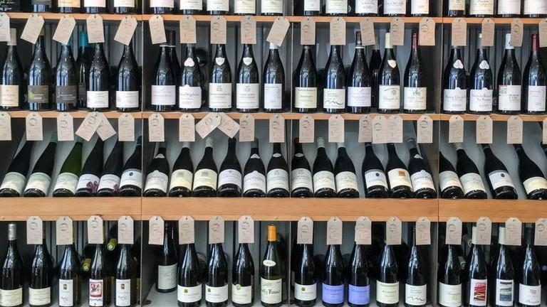 L'ébéniste du vin - Bar et cave à vin, Paris