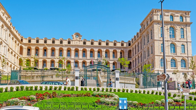 The Hotel Dieu - now the Hotel Intercontinental - was the city's hospital for over 800 years | © eFesenko / Shutterstock