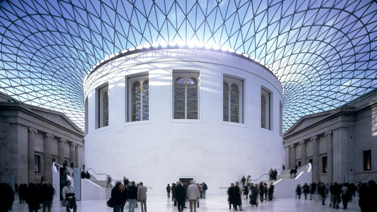 Great Court, the British Museum