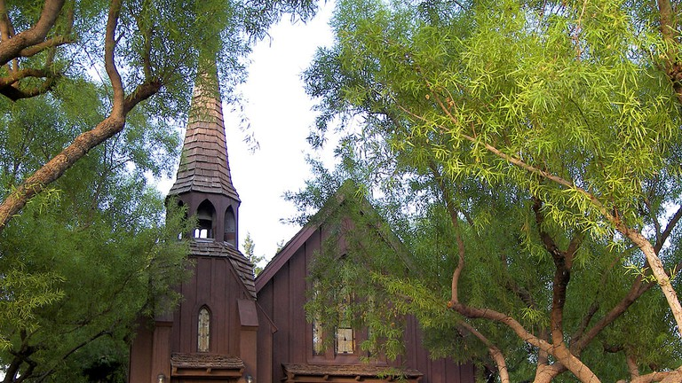 Little Church of the West 2007 | © Larry D. Moore/WikiCommons